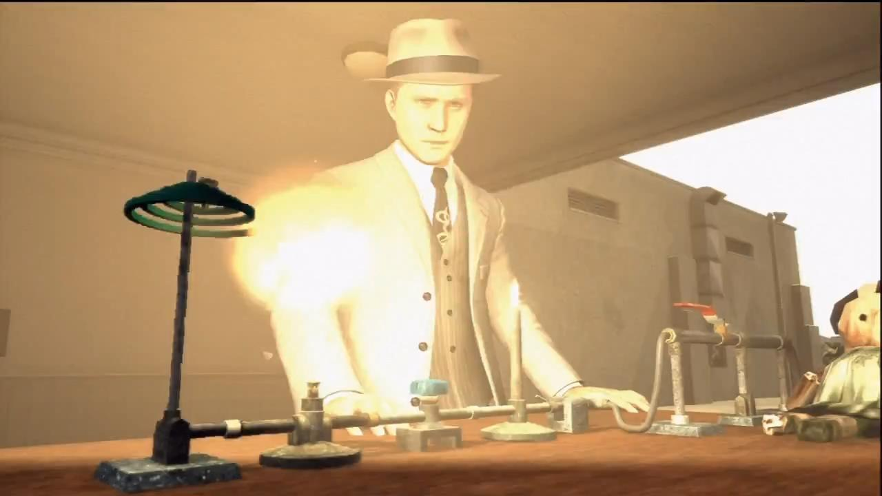 L.A. Noire Собранный аппарат