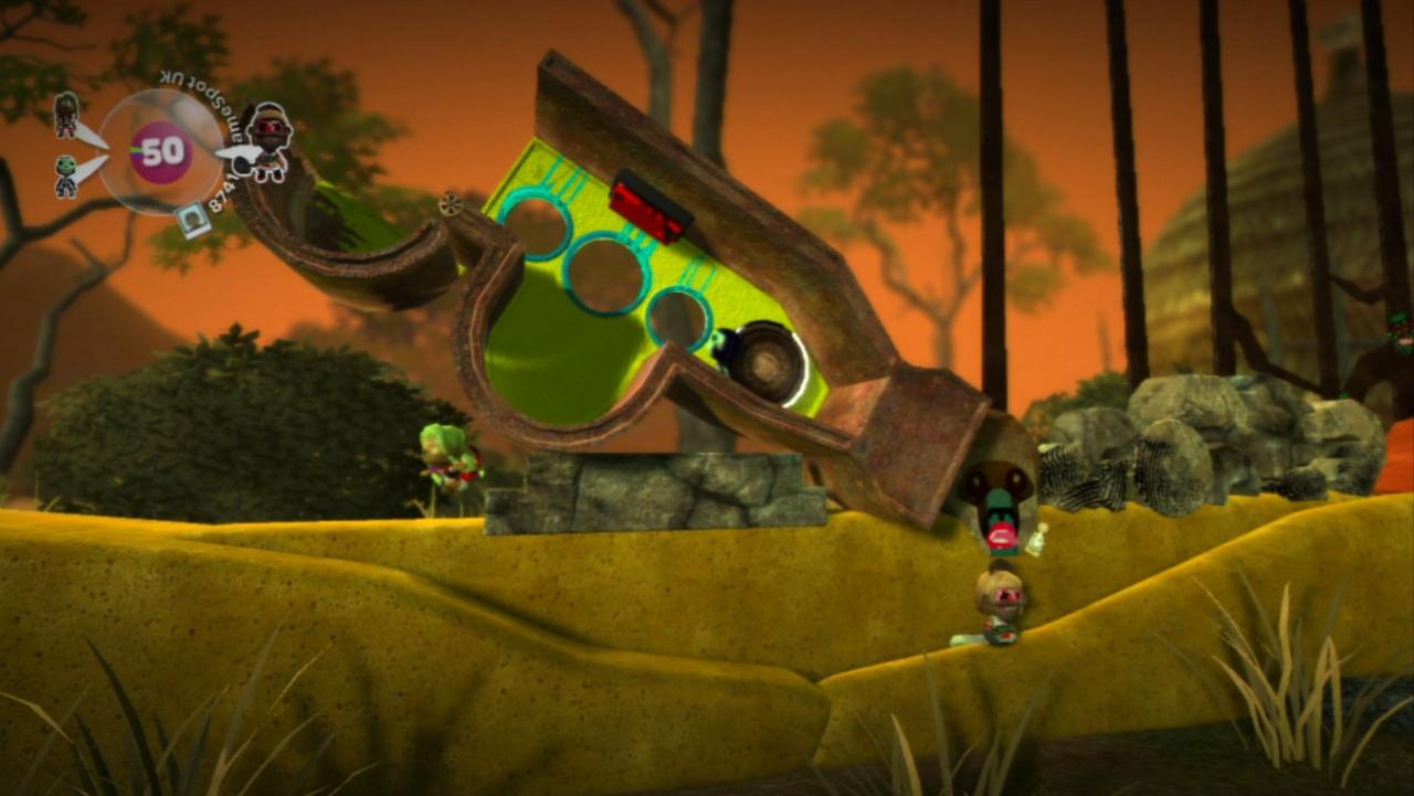 LittleBigPlanet Игровой процесс