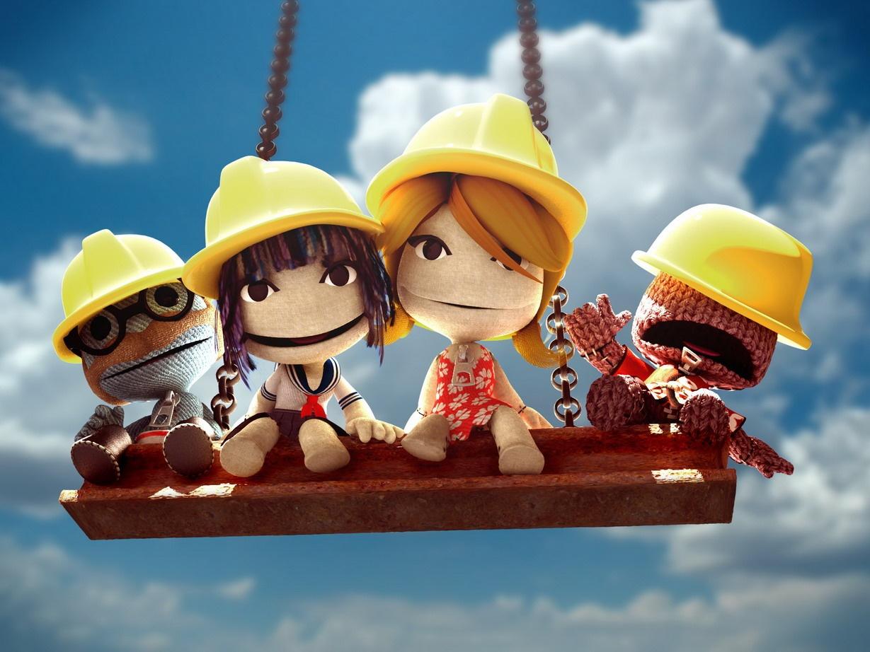 LittleBigPlanet Карусель