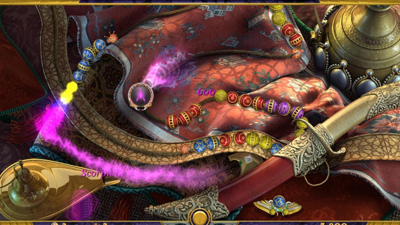 Luxor: Quest for the Afterlife Игровой процесс