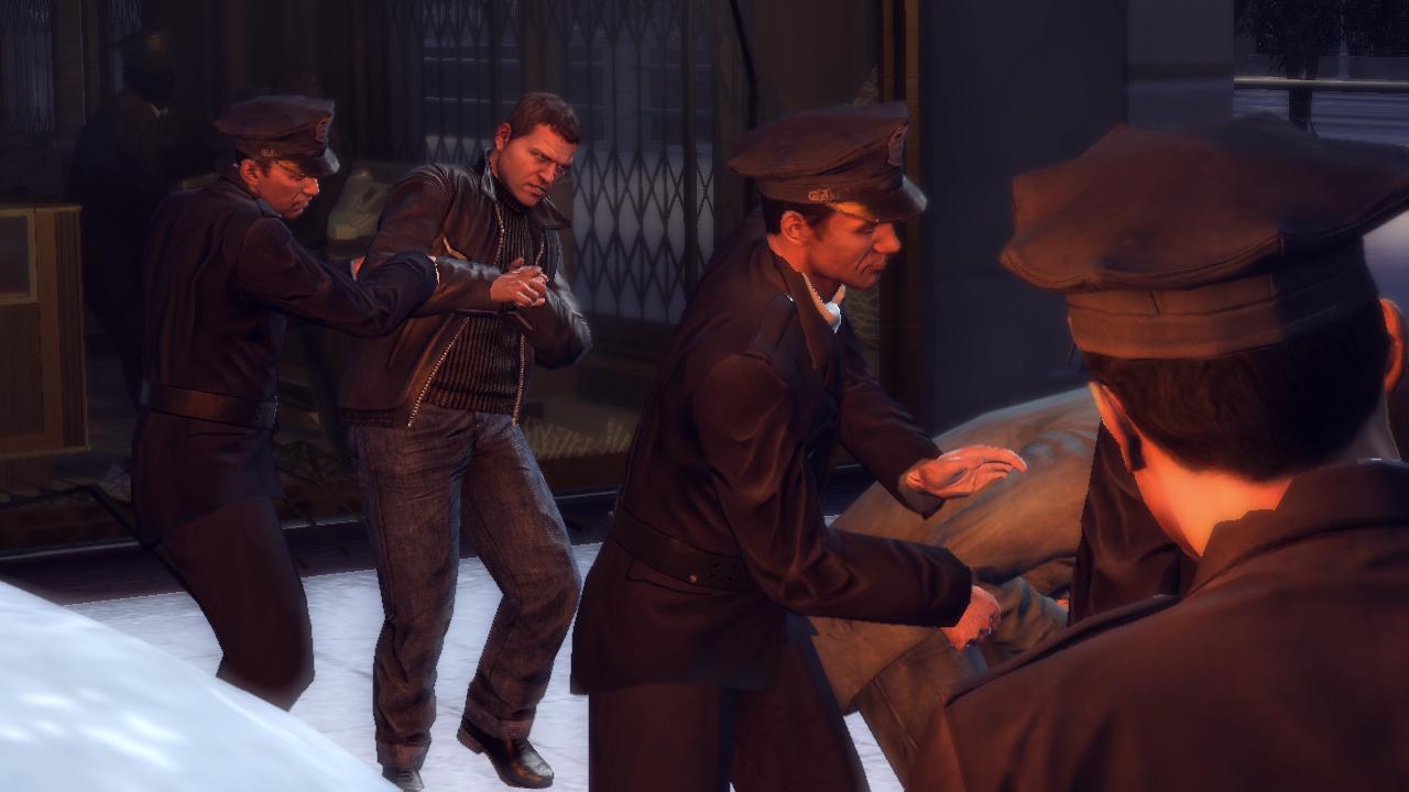 Mafia 2 Конкуренты арестованы