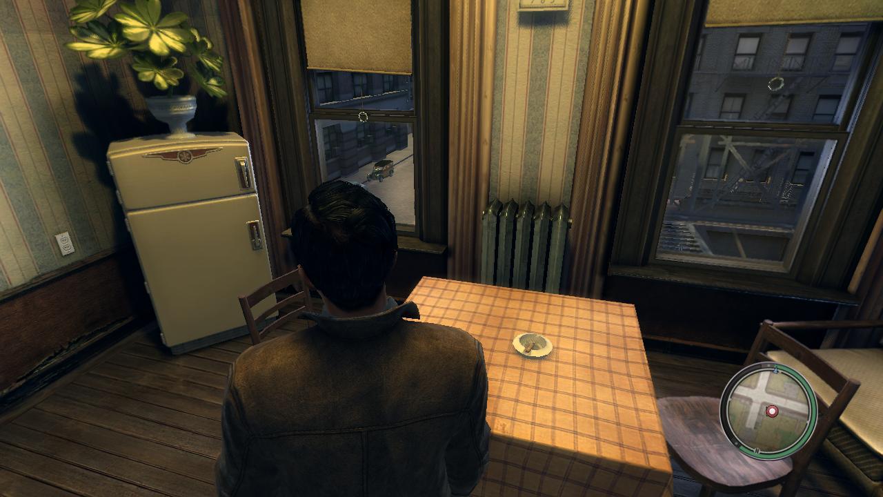 Mafia 2 Своя комната