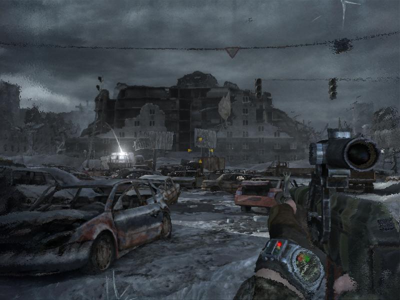 игра метро 2033 скачать бесплатно русская версия - фото 2
