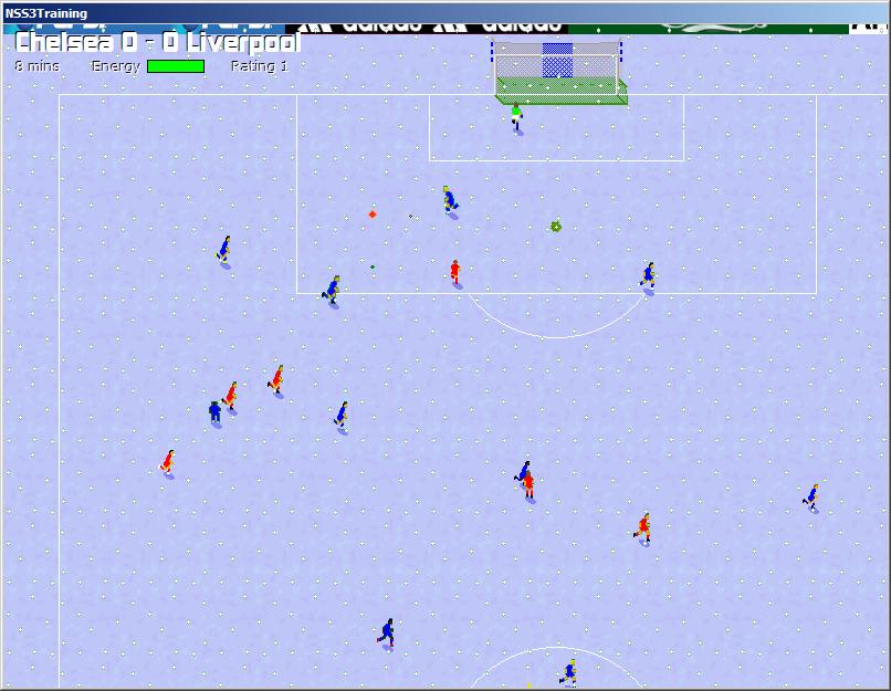 Вы находитесь на странице игры New Star Soccer 3, созданной в жанре Strateg