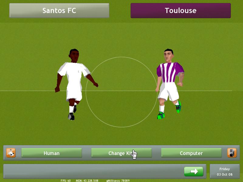New Star Soccer 4 Геймплей