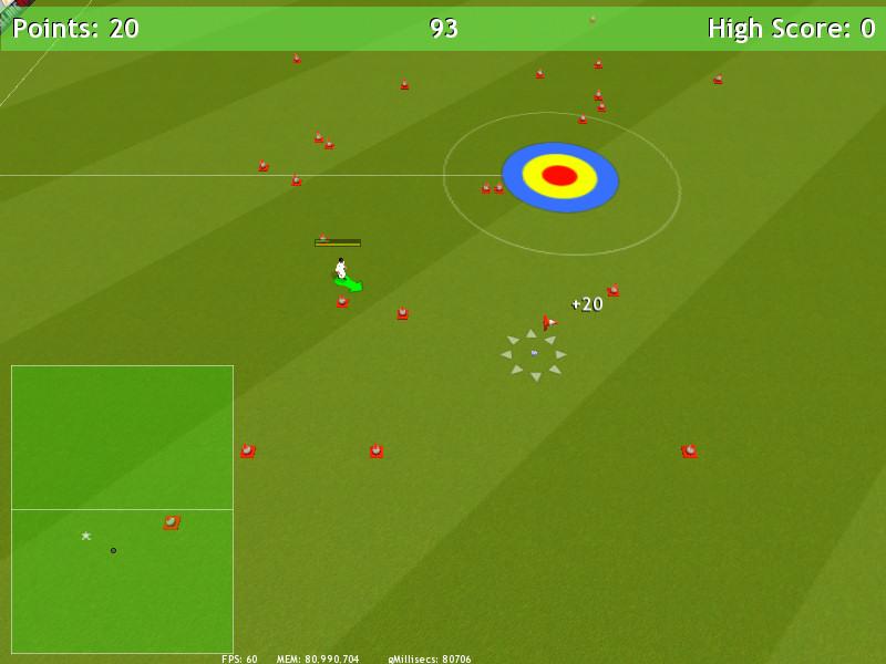 New Star Soccer 4 Футбольная тактика