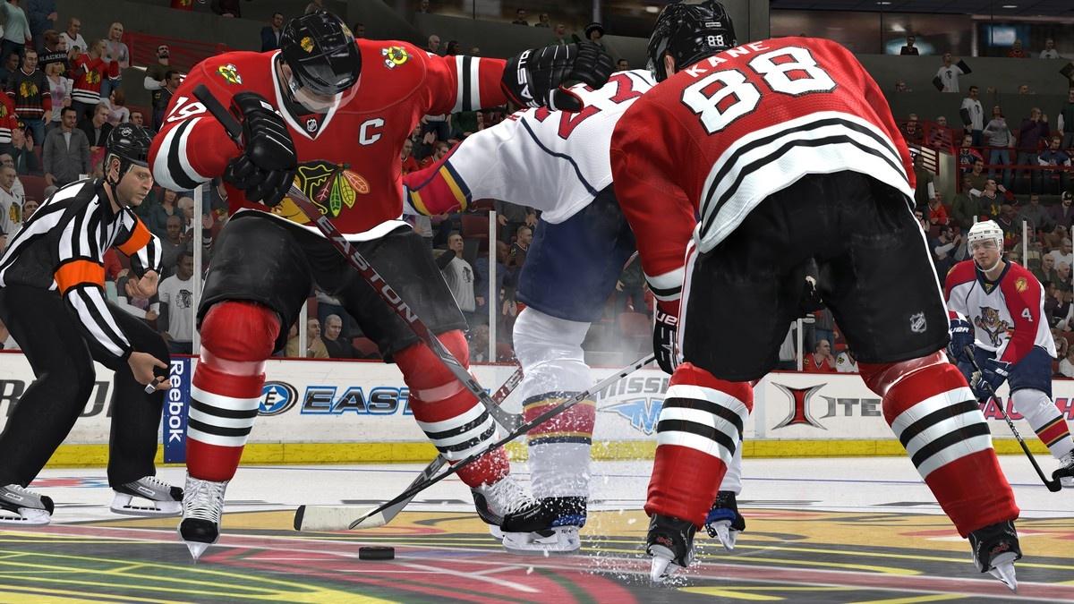 NHL 11 Матч