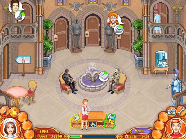 Отель Джейн: Семейные ценности Отель в замке