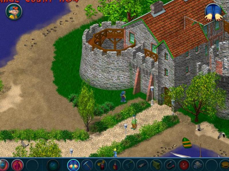 Pranksters 2: Budget Worx Крепость