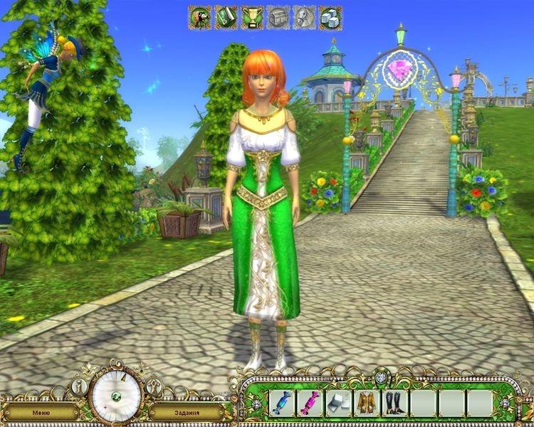 Игра Приключения Принцессы.