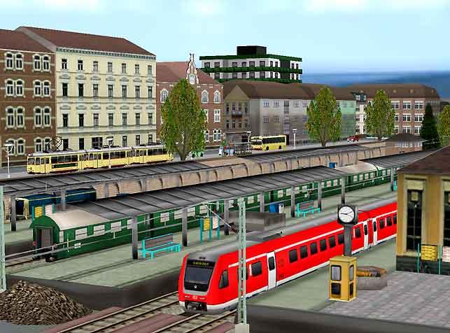 Railroad.exe Станция
