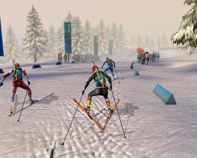 Скачать бесплатно игру Rtl Biathlon 2009 (2009/PC/RUS/Repack) по.