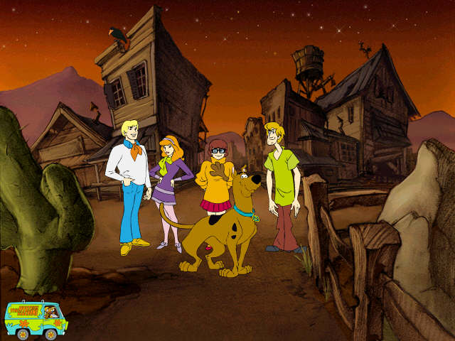 Scooby doo saw game