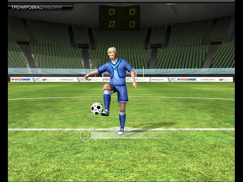 Soccer Champ Игровой процесс