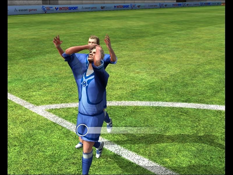Soccer Champ Геймплей