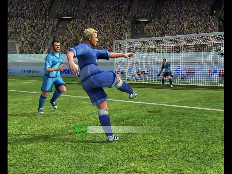 Soccer Champ Футбольный матч