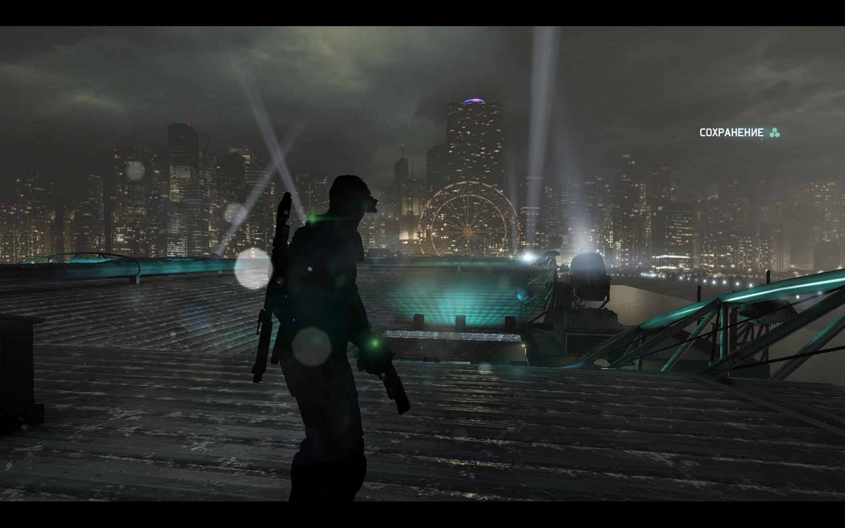 Splinter Cell: Blacklist Даллас