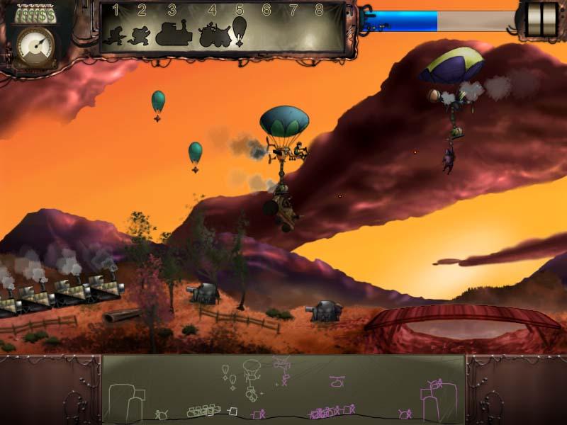 Steam Brigade Один из уровней