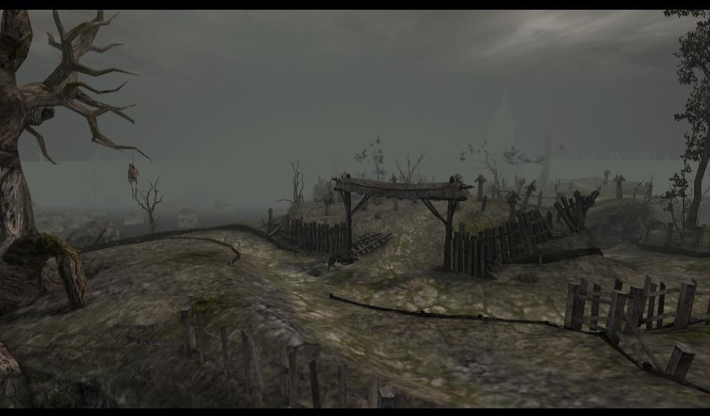 Ведьмак Болотное кладбище
