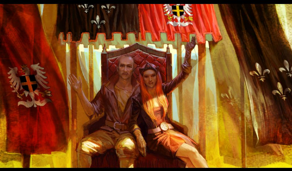 Ведьмак Радовид и Адда