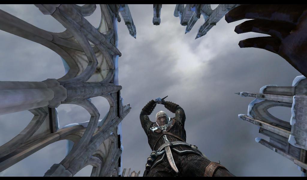 Ведьмак Последний блеск меча в жизни Великого Магистра