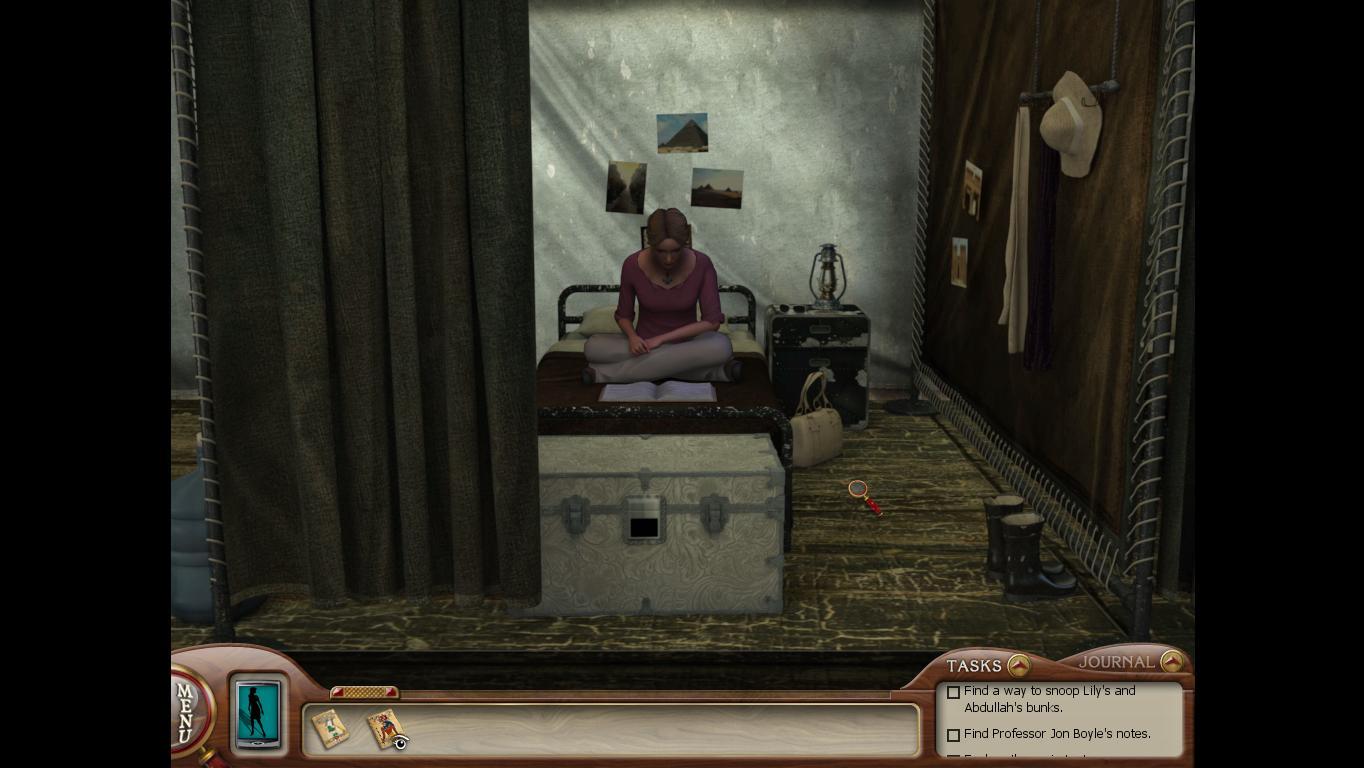 Нэнси Дрю: Усыпальница пропавшей королевы Лили