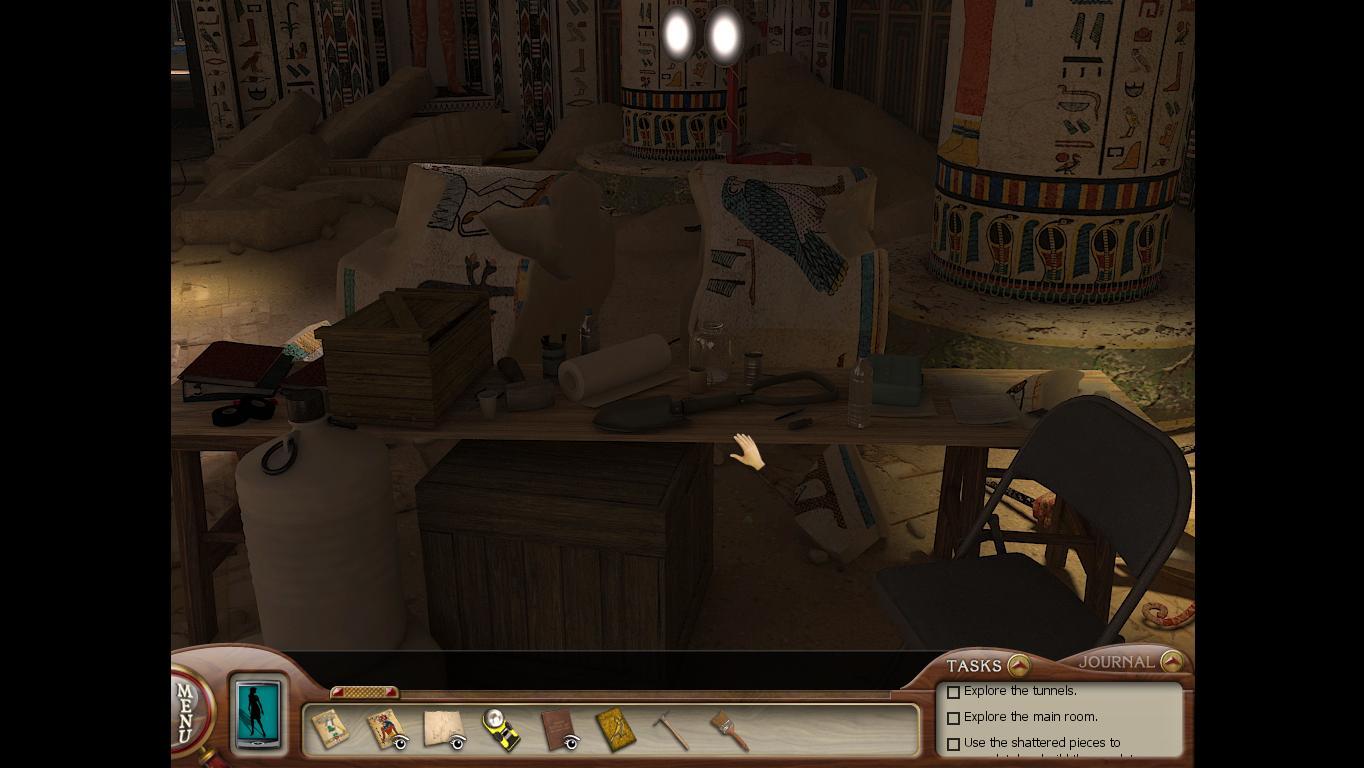 Нэнси Дрю: Усыпальница пропавшей королевы Лопата
