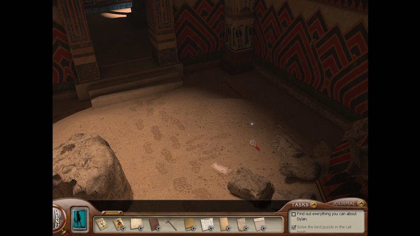 Нэнси Дрю: Усыпальница пропавшей королевы Следы, камень и лист