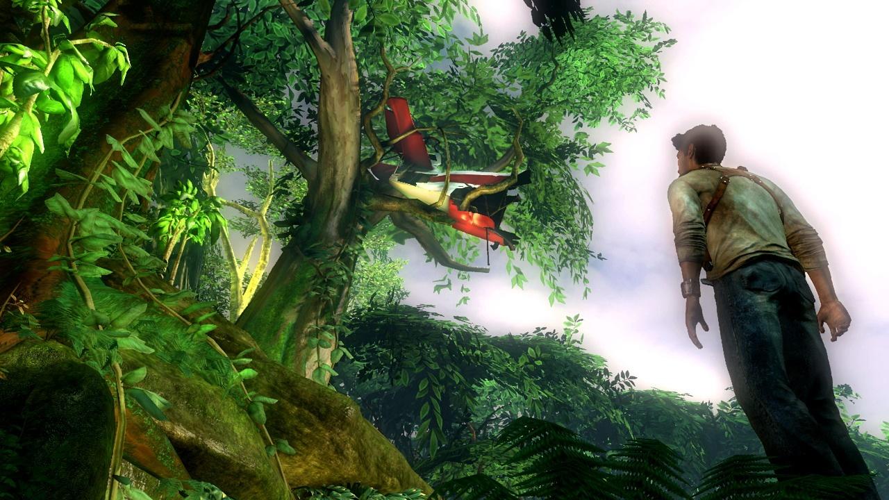 Uncharted: Drake's Fortune Обломки