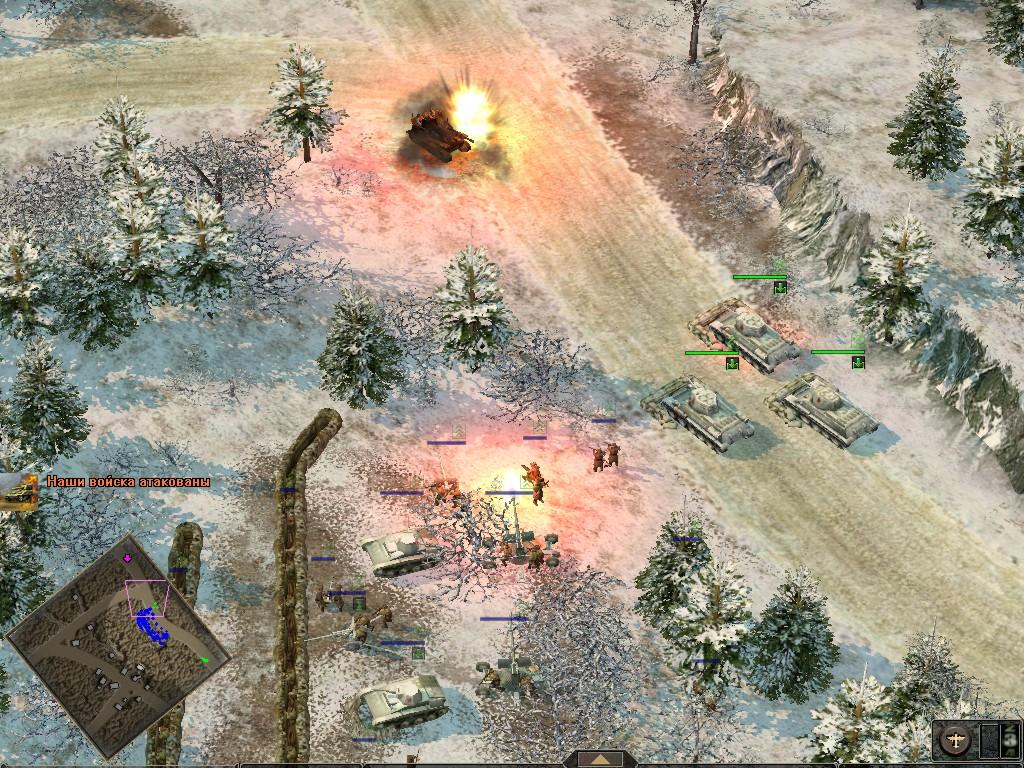Великие битвы: Сталинград Боевые действия