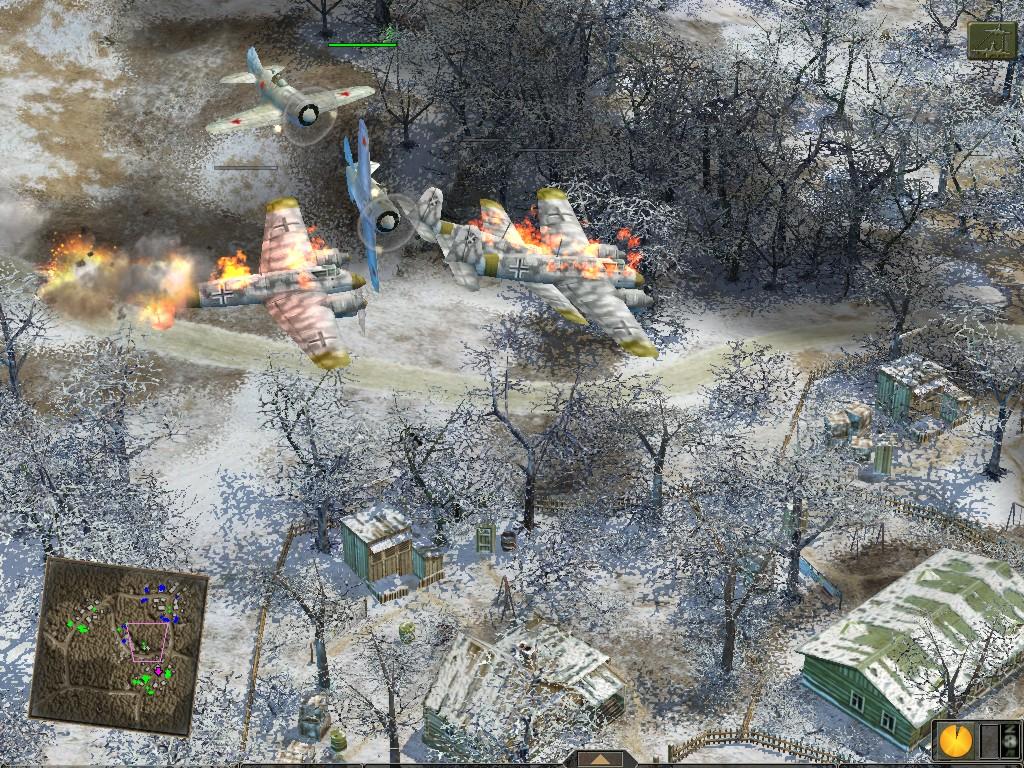 Великие битвы: Сталинград В огне