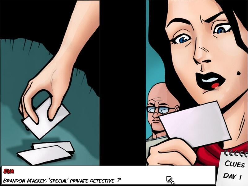 Vera Blanc: Full Moon Комикс