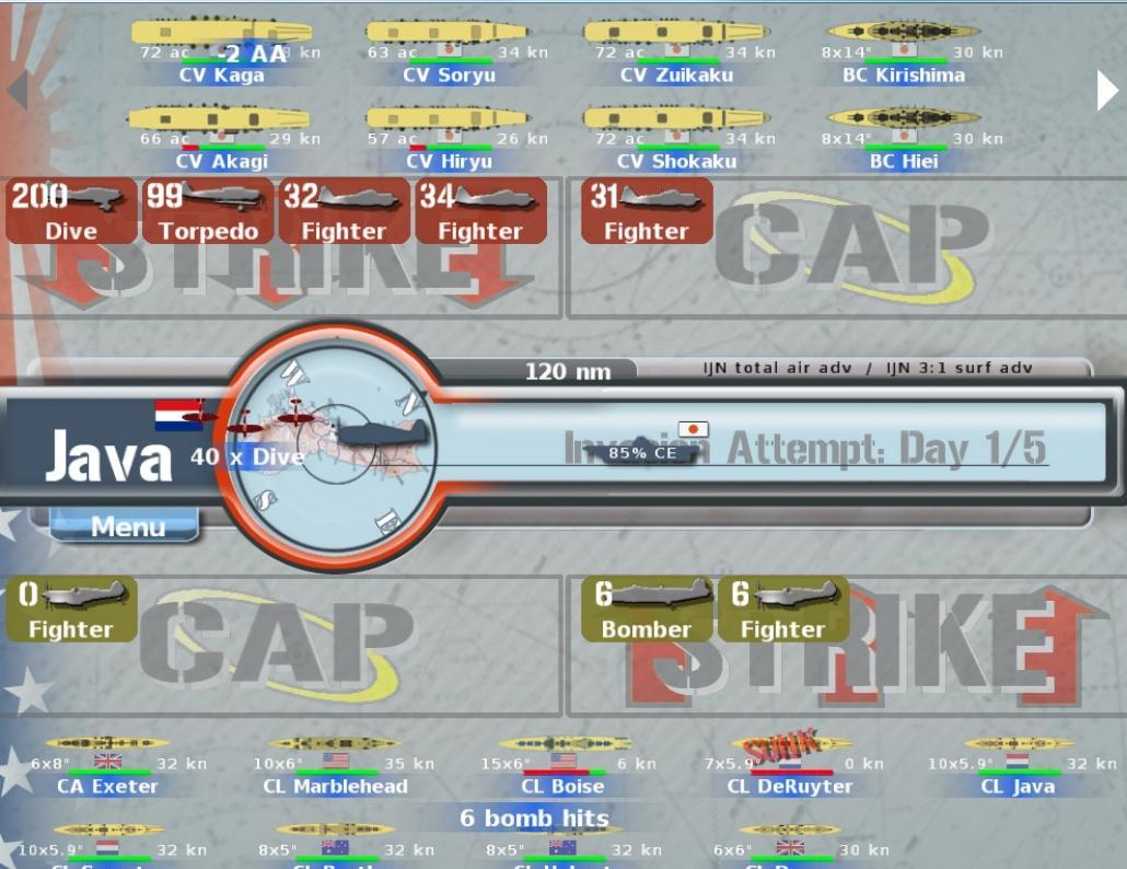 War Plan Pacific Скриншот 3