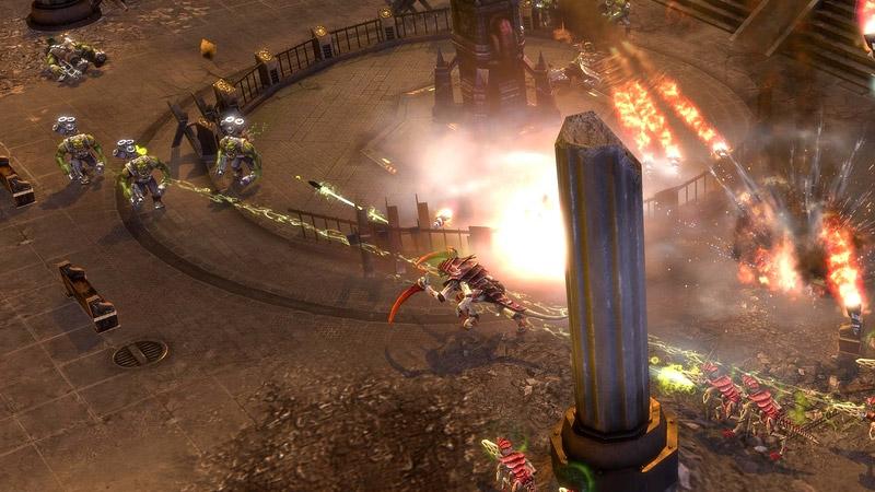 Warhammer 40.000: Dawn of War 2 Небольшая стычка