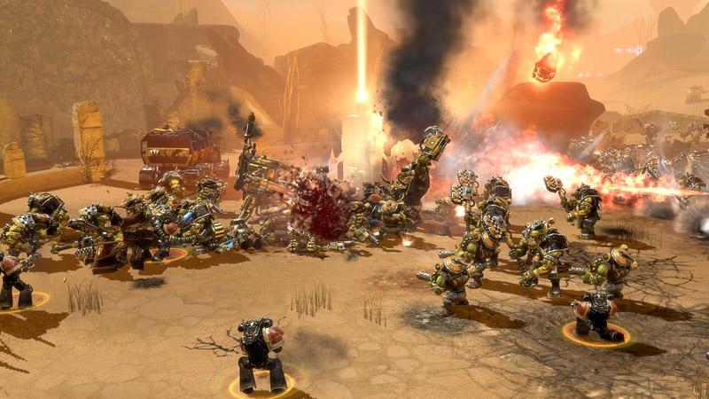 Warhammer 40.000: Dawn of War 2 Орки - крайне