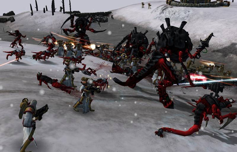 Кейген для Warhammer 40000 Soulstorm