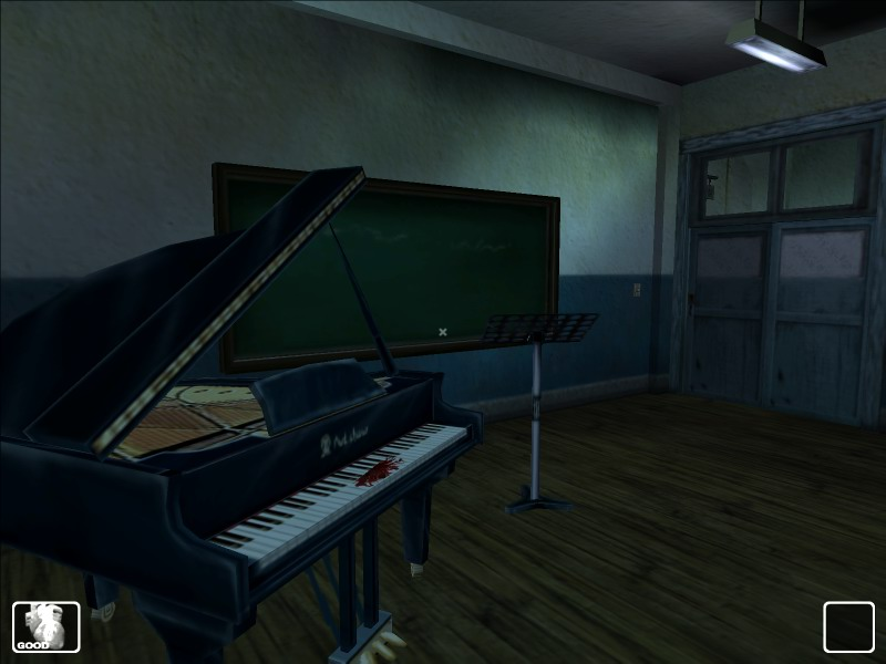 WhiteDay Комната с роялем