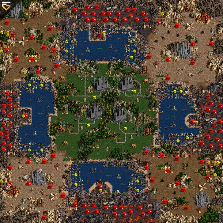 2015 карты для героев 3