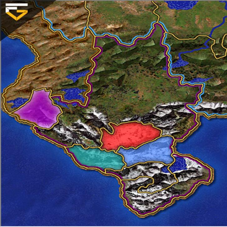 Четвертая карта кампании