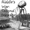 Riddle's War. Second Invasion