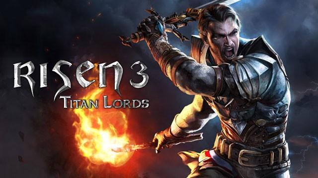 ����� : Risen 3 Titan Lords