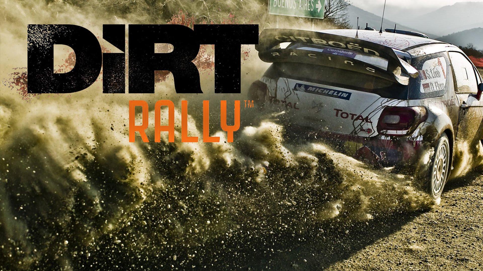 Русскоязычная DiRT Rally дебютировала на консолях - Новости Игр, даты выхода, картинки