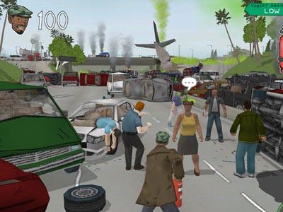 Игра Bad Day L.A. про Америку с иронией - Новости Игр, даты выхода ...