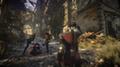 Игра The Witcher 3: Wild Hunt - бородатый ведьмак!