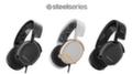 SteelSeries представила новый модельный ряд гарнитур Arctis