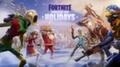 В Fortnite запустили новое событие, приуроченное к Рождеству