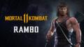 Авторы Mortal Kombat 11 показали игровой процесс за Рэмбо
